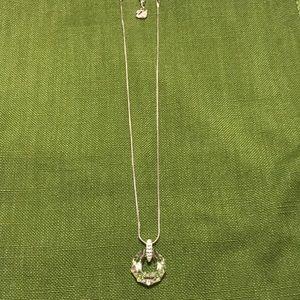 Stunning Swarovski crystal necklace